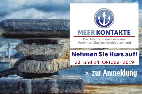 MeerKontakte 2019 in Kiel, Informationen und Anmeldung