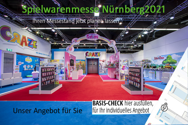 Anfrageformular Spielwarenmesse 2021